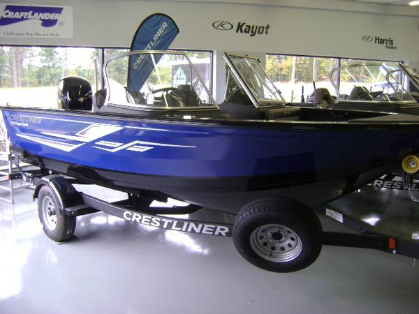 Photo SALE - 2020 Crestliner 1750 Super Hawk fish and ski boat - $44,692 (Roscommon)