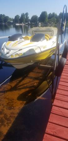Photo SeaDoo Speedster - $6,500 (Houghton Lake)