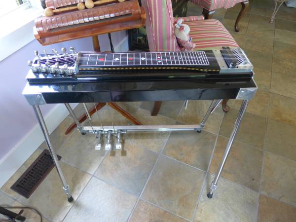 Photo Sho-Bud Pro I Pedal Steel Guitar - 10 strings - $2,100 (Gaylord)