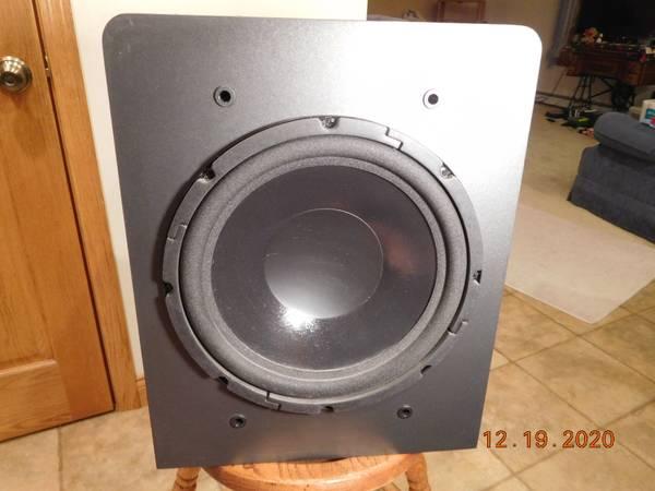 Photo Velodyne Acoustics, Inc. VX 10B subwoofer. - $150 (LAKE CITY)