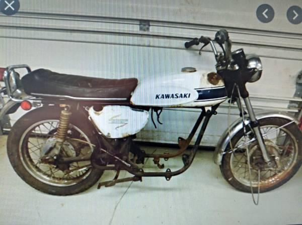 Photo Wanted 197039s Kawasaki Motorcycle H1 500 H2 750 Z1 900 KZ1000 - $7,500