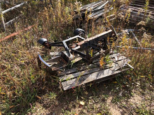 Photo Western Snow plow - $300 (Williamsburg, MI)