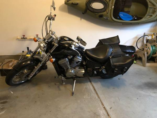 Photo 05 Honda shadow 600 - $2000 (Suffolk)