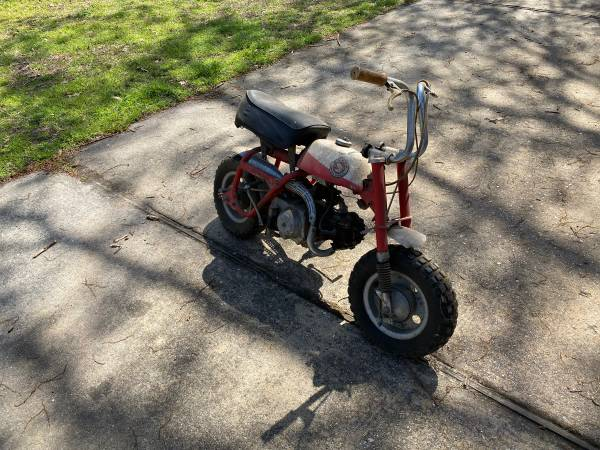 Photo 1968 Honda Z50 KO mini trail - $3000 (Kempsville)