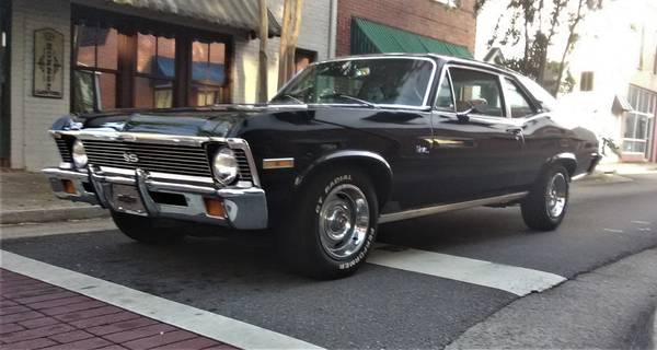 Photo 1971 Chevrolet Nova-( super sport package )-Show Quality (Martinsville,Virginia)