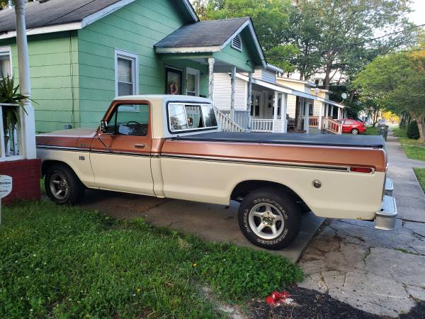 Photo 1976 ford f150 - $6500 (Norfolk)