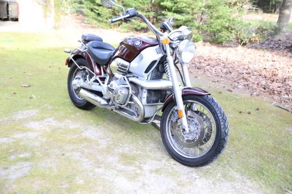 Photo 1998 BMW R1200c - $3950 (Yorktown)
