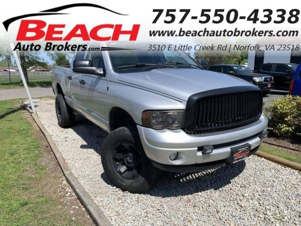 Photo 2003 Dodge Ram 1500 1500 SLT CREW CAB 4X4, WHOLESALE TO THE PUBLIC, LI (_Dodge_ _Ram 1500_ _Truck_)