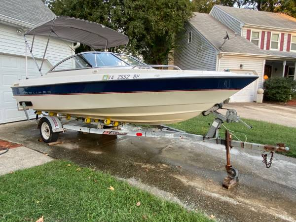 Photo 2005 Bayliner Runabout Boat For Sale - $6,500 (Hton)