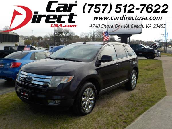 Photo 2007 Ford Edge SEL PLUS AWD, WARRANTY, PANO ROOF, PARKING SENSORS (_Ford_ _Edge_ _SUV_)