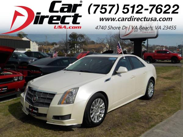 Photo 2011 Cadillac CTS AWD, WARRANTY, FRONT  REAR ac, BLUETOOTH, PANO R (_Cadillac_ _CTS_ _Sedan_)