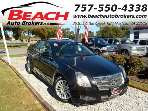Photo 2011 Cadillac CTS LUXURY, WARRANTY, LEATHER, SUNROOF, SIRIUS RADIO, (_Cadillac_ _CTS_ _Sedan_)