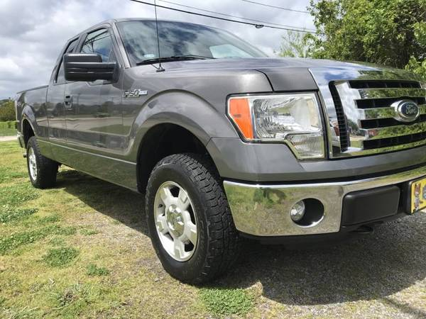 Photo 2012 FORD F150 4x4 - VIRGINIA TRUCK - $13990 (AWESOME trucks, FAIR prices)