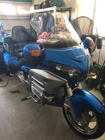 Photo 2012 Honda Goldwing - $15,000 (Chesapeake)