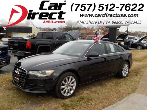Photo 2013 Audi A6 2.0T PREMIUM, NAVIGATION, WARRANTY, LEATHER SEATS, (_Audi_ _A6_ _Sedan_)