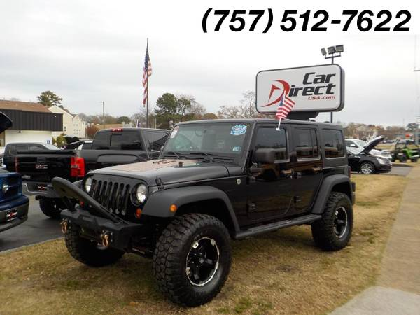 Photo 2013 Jeep Wrangler Unlimited UNLIMITED SPORT 4X4, WARRANTY, HARD TOP, (_Jeep_ _Wrangler Unlimited_ _SUV_)