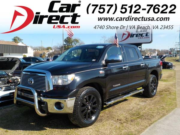 Photo 2013 Toyota Tundra PLATINUM CREWMAX 4X4, NAVIGATION, PARKING SENSORS, (_Toyota_ _Tundra_ _Truck_)