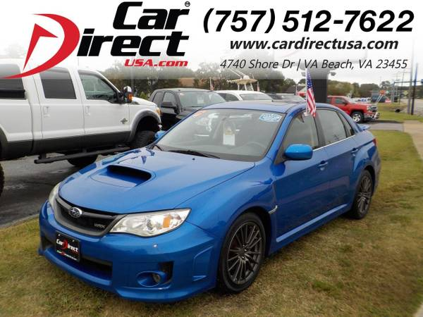 Photo 2014 Subaru Impreza WRX AWD, ONE OWNER, WARRANTY, MANUAL TRANS, HEATED (_Subaru_ _Impreza WRX_ _Sedan_)