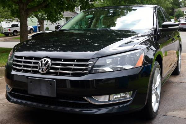 Photo 2014 VW PASSAT TDI SEL, DIESEL accord,maxima,camry,bmw 535i,e350,gti - $9,300 (VIRGINIA BEACH)