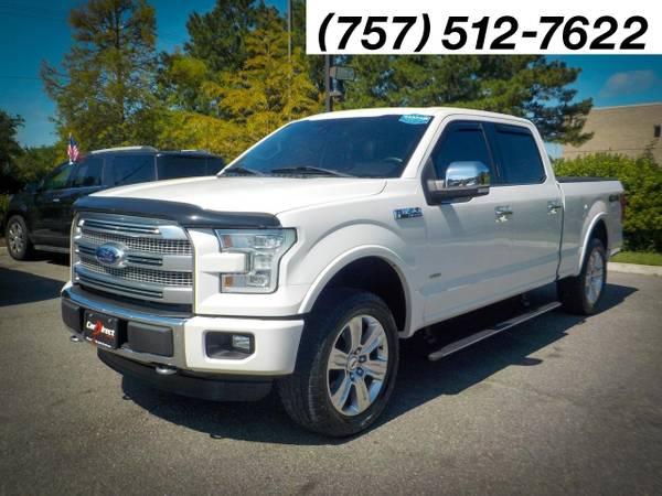 Photo 2015 Ford F-150 4X4, LEATHER, NAVIGATION, BLUETOOTH, REMOTE START, (_Ford_ _F-150_ _Truck_)