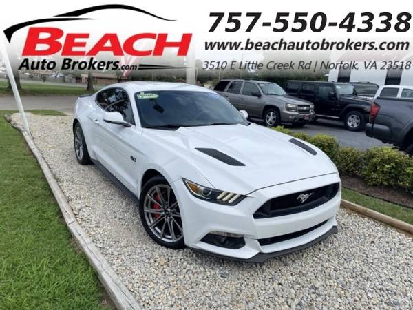 Photo 2015 Ford Mustang FASTBACK GT PREMIUM SPORT PKG, WARRANTY, LEATHER, (_Ford_ _Mustang_ _Coupe_)