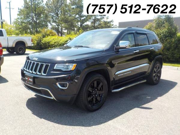 Photo 2015 Jeep Grand Cherokee LIMITED 4X4, DIESEL, LEATHER, NAVIGATION, PAN (_Jeep_ _Grand Cherokee_ _SUV_)
