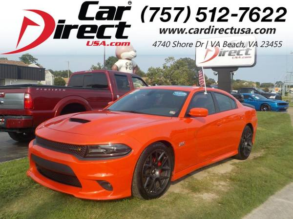Photo 2017 Dodge Charger RT SCAT PACK, BEATS SOUND SYSTEM, REAR SPOILER, L (_Dodge_ _Charger_ _Sedan_)