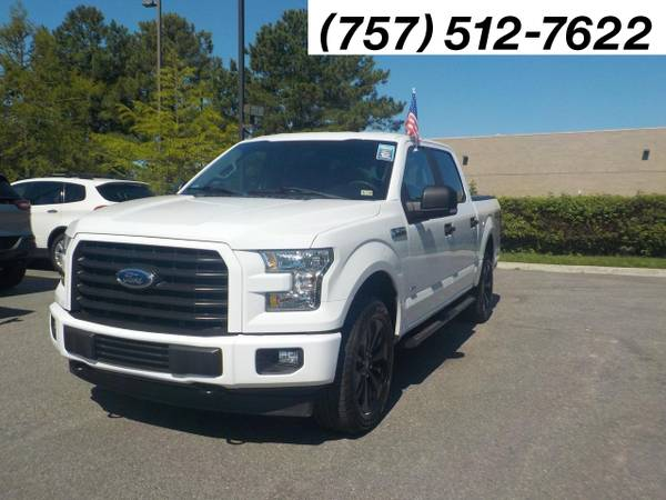 Photo 2017 Ford F-150 XL STX SUPERCREW 4X4, LEATHER, RUNNING BOARDS, TOW (_Ford_ _F-150_ _Truck_)