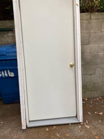 Photo (2) 32 doors and frames - $75 (Virginia Beach)