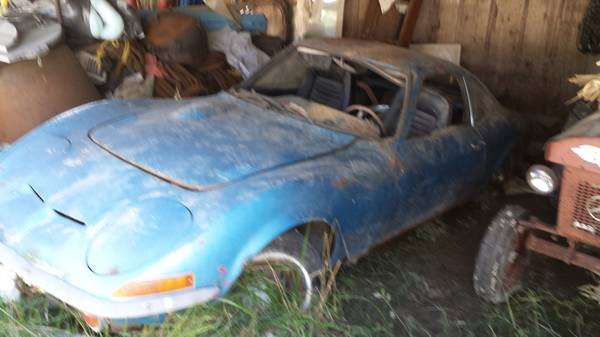 Photo 72 Opel GT parts (Gloucester)
