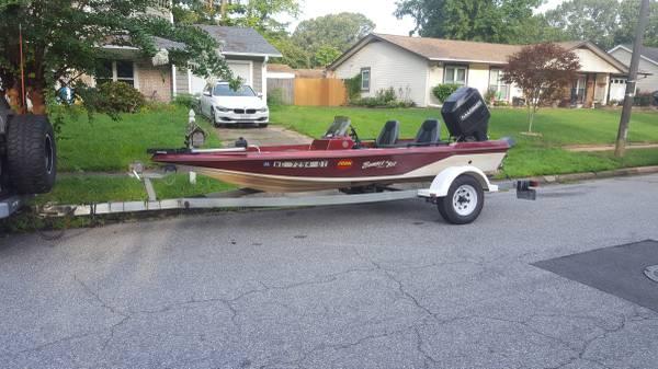 Photo Bass boat for sale - $3,650 (Virginia Beach)
