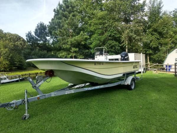 Photo CAROLINA SKIFF 21 DLV - $21,800 (Hton Roads)