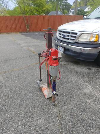 Photo Core Bore M-1 Anchor Core Drill - $1125 (Norfolk)