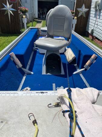 Photo Fisher Marine Jon Boat - $3,000