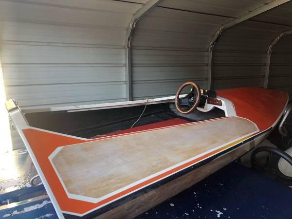 Photo Hydroplane  runabout - $500