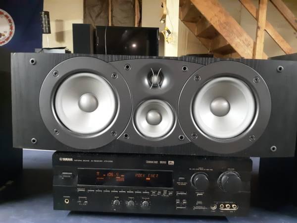 Photo Infinity Beta C360 Center Channel Speaker - $60 (Newport News)