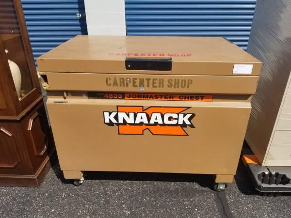 Photo Knaack 4830 Tool chest - $425 (Chesapeake)