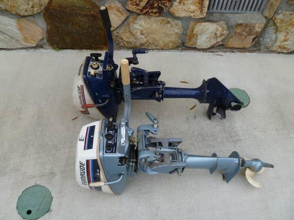 Photo Outboard Motor and other Boat Stuff - $1 (Va. Beach)