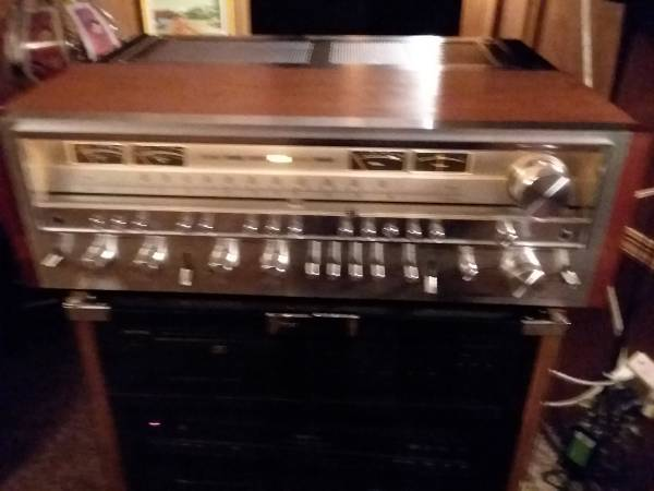 Photo Pioneer SX 1280 Audiophile Monster Receiver - $1950