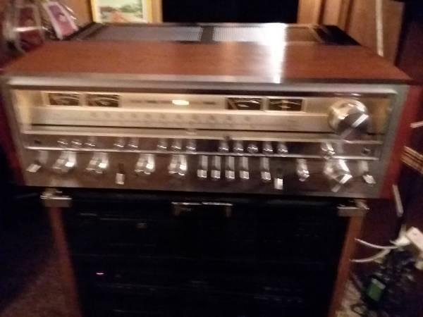 Photo Pioneer SX 1280 Receiver. - $1650 (Saluda)