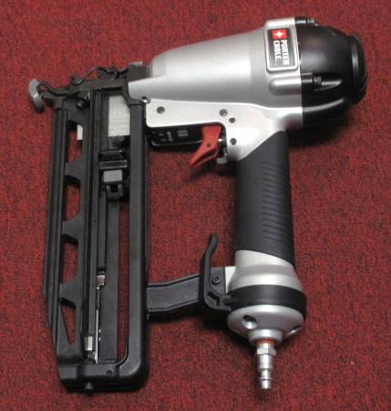 Photo Porter Cable FN250C Finish Air-Nailer - $90