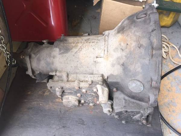 Photo Powerglide Transmission from 1955 Buick - $200 (Va Beach)
