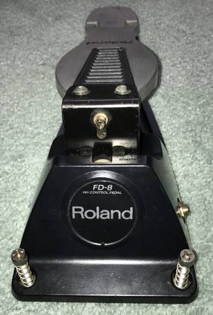 Photo Roland FD-8 Hi-Hat Control Pedal for V-Drums (Virginia Beach)