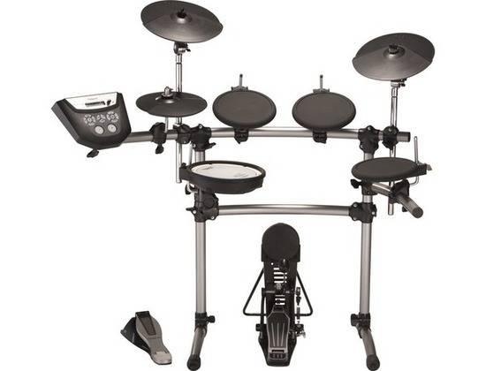 Photo Roland TD-6 Electronic Drum Kit - $200 (Williamsburg)