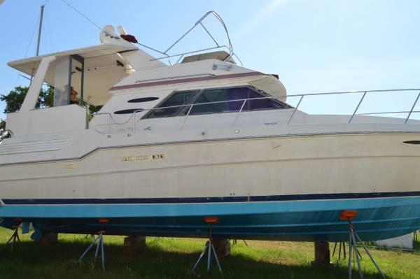 Photo SeaRay 410 AC - $54,750 (Cape Charles)