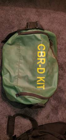 Photo Us military cbr kit - $300 (Portsmouth)