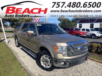Photo Used 2011 Ford F150 2WD SuperCrew for sale