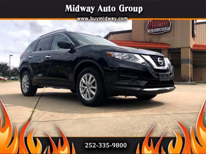 Photo Used 2017 Nissan Rogue AWD SV for sale