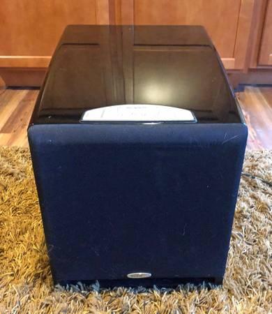 Photo Velodyne Acoustics DPS-12 12quot 400 Watt Subwoofer - $225 (Williamsburg)