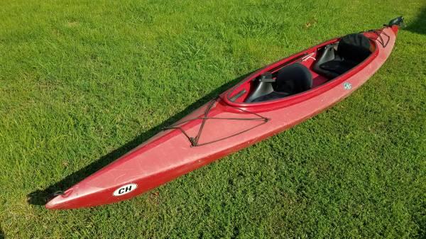 Photo Wilderness Systems Pamlico Tandem Kayak (15 ft long) - $450 (Carrollton)